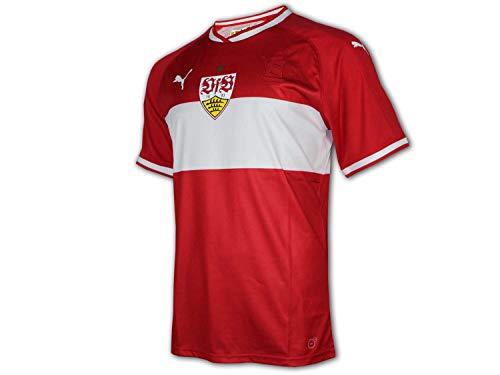 Puma VfB Stuttgart Away Shirt P - Ribbon red White (Option, Größe:M