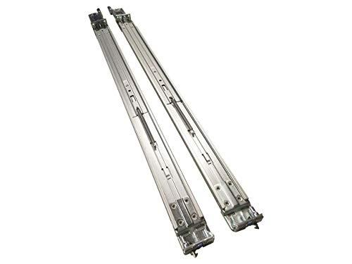 Dell PowerEdge R620 R630 R640 R420 R430 R320 1U Sliding ReadyRails II Rail Kit Type A7 - Dell P/N: CWJ0X 6RTCR 9D83F 81WCD (Certified Refurbished)