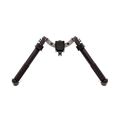 Accu-Shot BT35-NC 5-H Atlas Bipod - No Clamp - for BT19, ADM-170-S, ARMS 17S, Tramp, LT171