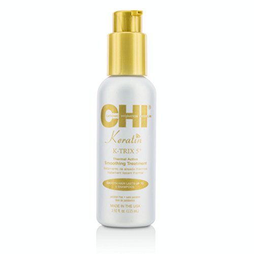 CHI Keratin K-Trix 5 Thermal Active Smoothing Treatment 115ml / 3.92oz