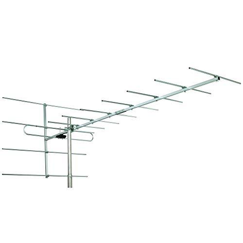 Stellar Labs - 30-2476 - Antenna, Deep Fringe Directional, VHF-Hi HDTV, 174MHz to 230MHz