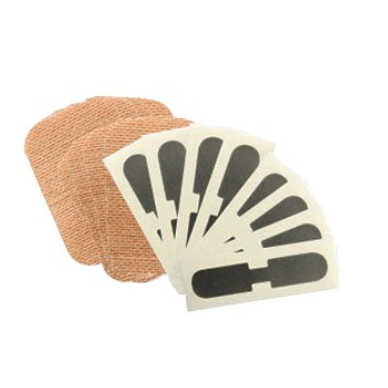 一部ボード健康的巻き爪の進行をストップ 巻き爪リフトシール 8枚入り(4週間分)