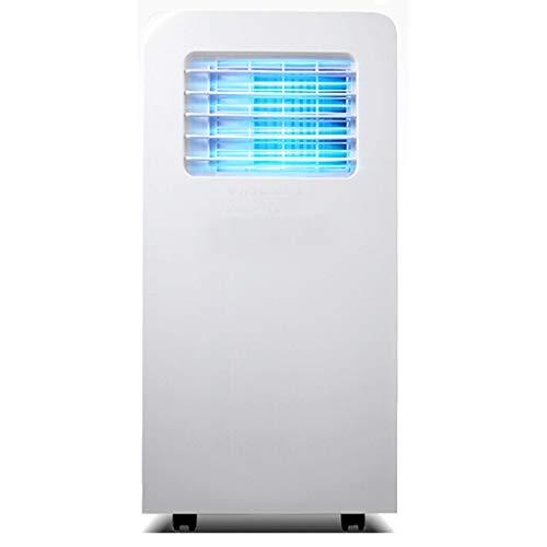 shcc 5000 BTU Tragbare 3-in-1-Klimaanlage Mit LED-Anzeige, Fernbedienung, 24-Stunden-Timer, 2 Einstellungen Für Die Lüftergeschwindigkeit Für Home/Small Office-Weiß