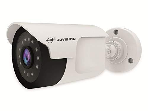 Jovision JVS-A815-YWC | Cámara de vigilancia | AHD, TVI, CVI CVBS Output | 3DNR | DWDR | Alcance IR hasta 30 Metros | Analógica | 2 MP | Full HD | IP66, Color Blanco