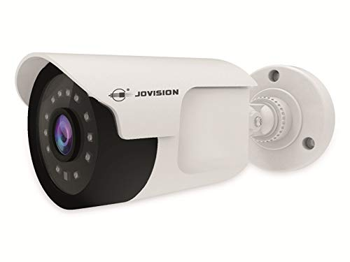 Jovision JVS-A815-YWC   Cámara de vigilancia   AHD, TVI, CVI CVBS Output   3DNR   DWDR   Alcance IR hasta 30 Metros   Analógica   2 MP   Full HD   IP66, Color Blanco