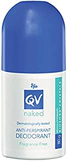 QV Naked Anti-Perspirant Roll-On 80G
