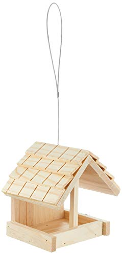 クオリス野鳥の餌台NO515×13×14.5cm