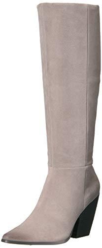 Charles by Charles David Women's Nyles Fashion Boot, Light Grey, 10 M US