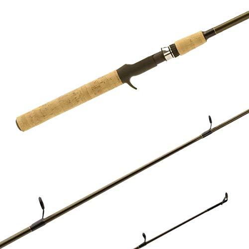 shimano baitcasting rods Shimano 0068-0025 Solora 2 Piece Casting Rod (6-Feet, Medium)