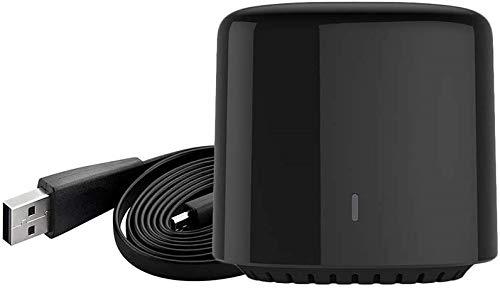 Broadlink BestCon RM4C Mini WiFi Smart Telecomando IR universale Controllo vocale Timing Compatibile con Alexa Google Assistant Moduli di automazione intelligente per Smart Home
