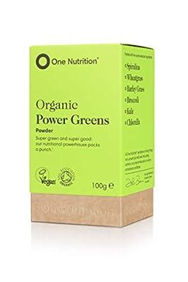 One Nutrition - Power Greens Powder, 100g