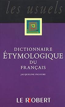Mass Market Paperback DICT ETYMOLOGIQUE POCHE USUELS (ETYMOLOGIE POCHE) (French Edition) Book