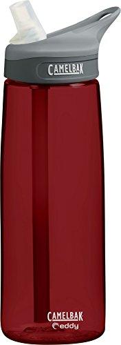 CamelBak Eddy Water Bottle 075Liter Cardinal