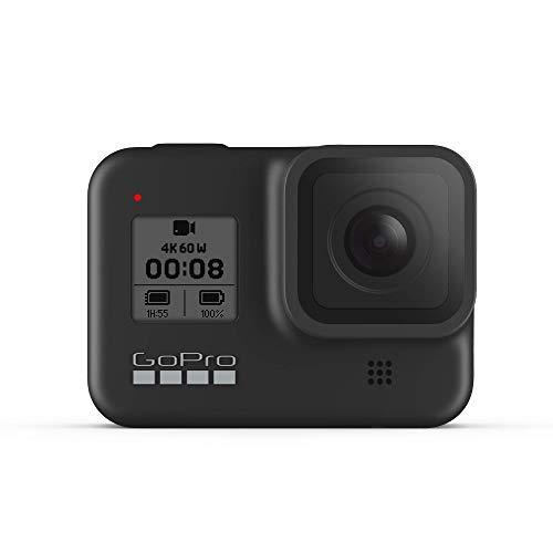 GoPro HERO8 Black - Waterproof Action Camera with...