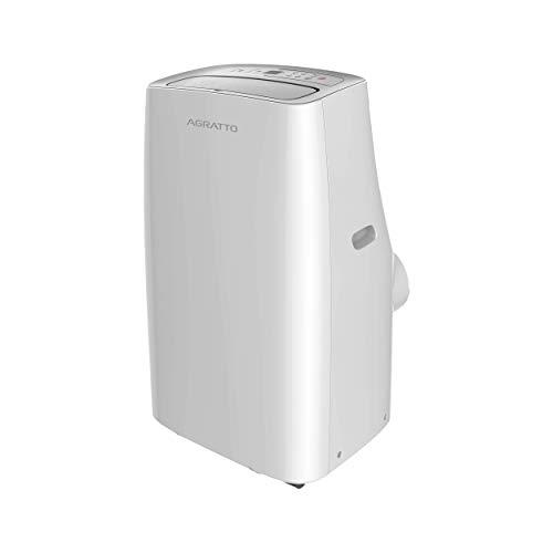 Condicionador de Ar Portátil, 11.000 BTUs, Branco, 220v, Agratto
