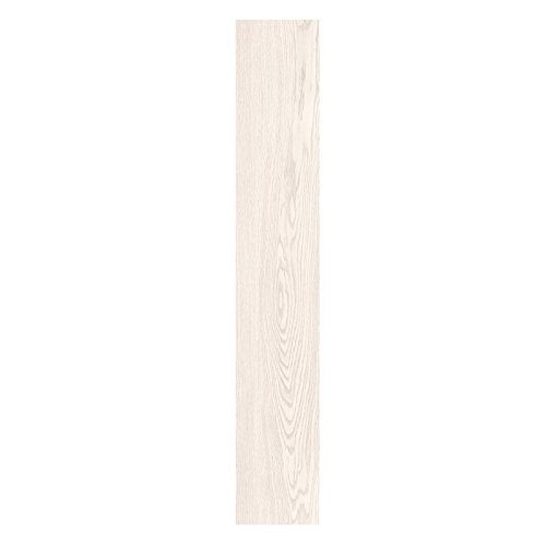 Floor Planks Do it Yourself Peel N' Stick Vinyl Wood Look Planks (6' x 36' - 3 Pack, White Oak)