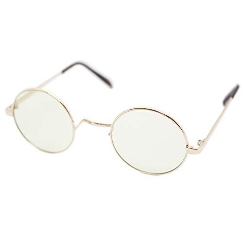 (エイトトウキョウ)eight tokyo RD6304-GD+1.0 おしゃれ 老眼鏡 ブルーライト UV カット メンズ/レディース 兼用