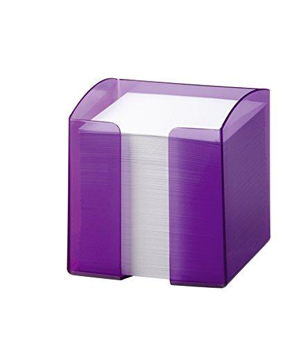 Durable 1701682992 Zettelkasten Trend, transluzent lila