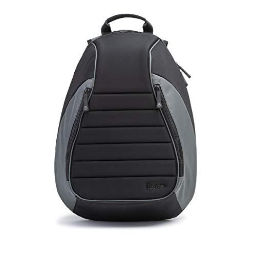 Vespa - Zaino SEAT casual e resistente, per uomo e donna