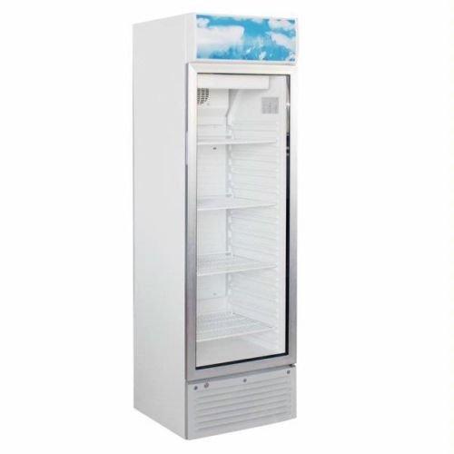 BarInProgress - To Check- Espositore Armadio Refrigerato con Porta A Vetro Snack 251Sc