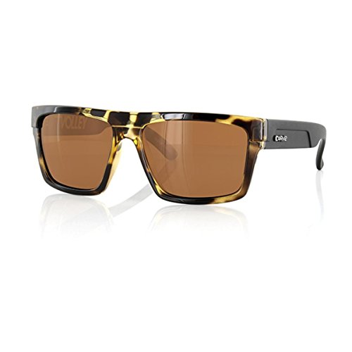 Carve Volley Gafas de Sol, Unisex, Tort/Matt Black Pol, 55