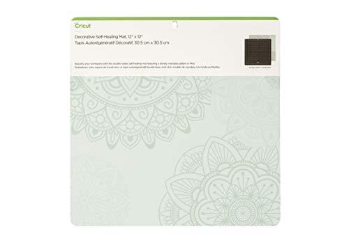Cricut 2005434, Mint Dekorative selbstheilende Matte, x 12, 12