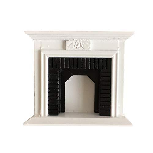 TOOGOO 1:12 Casa De Mu?ecas Muebles Miniatura Habitación