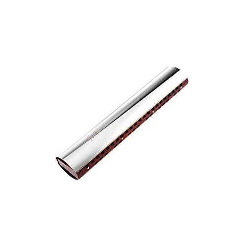 Buy Bargain Shengshihuizhong Soprano Horn/Alto Horn Harmonica, C1-C4/C-C3, Silver, Suitable For Begi...