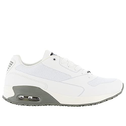 Safety Jogger Oxypas Damen Arbeits-Sneaker, Grau, 42 EU