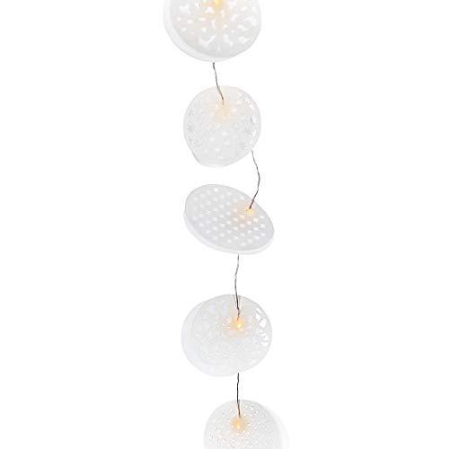 Räder WEISSheiten LED Lichterkette mit Timer 6/18h Länge:200cm