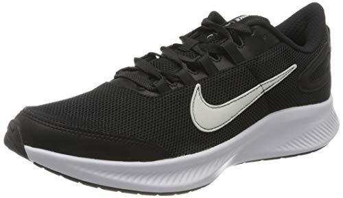 Nike Mens Run All Day 2 Running Shoe, Black/White-Iron Grey, 47 EU