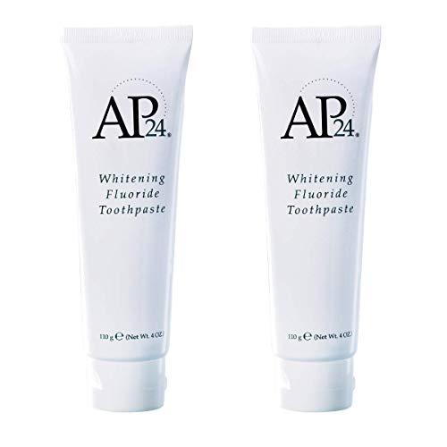 Price comparison product image Nu Skin lqbGyz Ap 24 Whitening Fluoride Toothpaste,  4 oz,  2 Pack