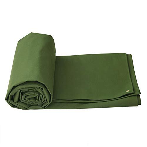 TIDLT Bâche en Tissu imperméable épais avec revêtement en PVC pour Voiture Taille : 10 x 15 m