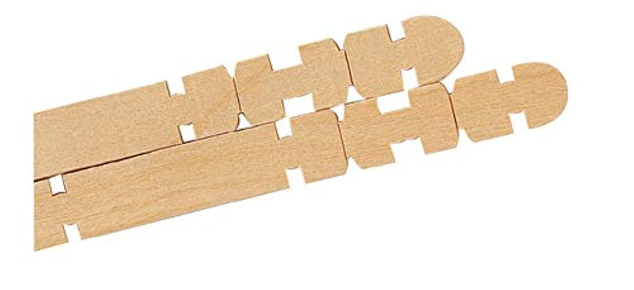 スキャン拘束するエイリアスSmart Sticks Natural 1000 Pcs