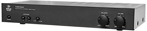 Pyle Audio 240W Bluetooth Digital Power Amp, Black (PAMP2000BT)