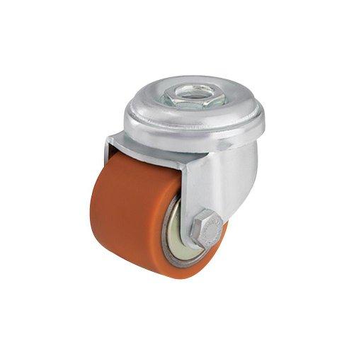 Blickle LRA-VSTH - Rueda giratoria de 35 K, diámetro de 1.38 pulgadas, 220 lb. Capacidad de carga