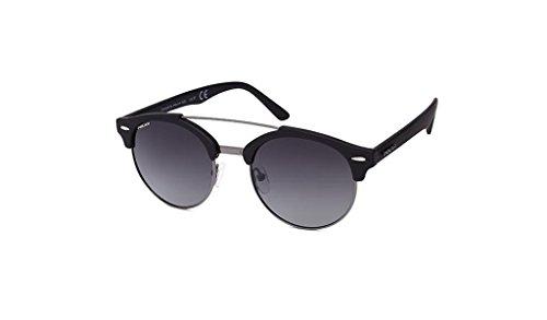 Preisvergleich Produktbild Sonnenbrillen Polar 746 Farbe 80 schwarz-matt / grau-verlaufen,  polarisiert.