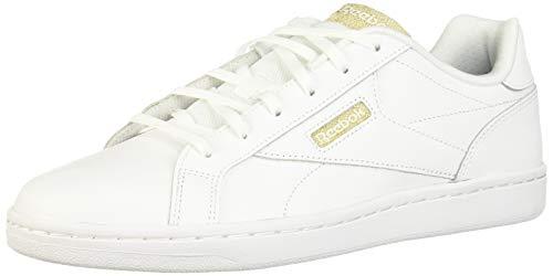Reebok Damen Royal Cmplt CLN Lx Tennisschuhe, Mehrfarbig (White/White.Gold Met 000), 39 EU