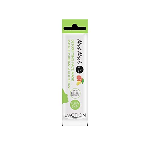 L'Action Paris Detoxifying Face Mask