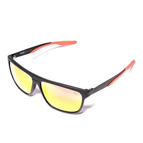 Sunglasses Puma PU 0221 S- 003 BLACK/RED