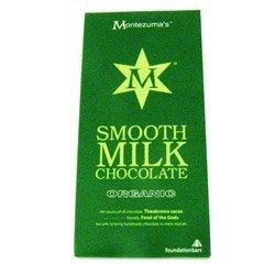 Montezumas Chocolate Org Smooth Milk Bar 100G by Montezumas Chocolate