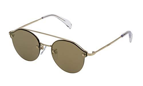 TOUS STO358-54300G Gafas, Rosado, 54/19/140 para Mujer
