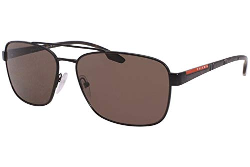 Prada Sport Hombre gafas de sol PS 51US, 1BO05C, 62