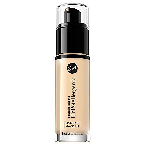 Bell HYPOAllergenic Mat&Soft Make-up 2, 30 g