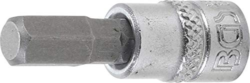 BGS 2501 | Douille à embouts | 6,3 mm (1/4\