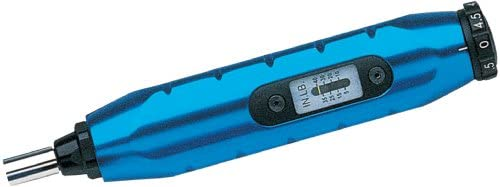 CDI Torque 401SM Micro Adjustable Torque Screwdriver, Torque Range 5 to 40-Inch Pounds, 1/4-Inch