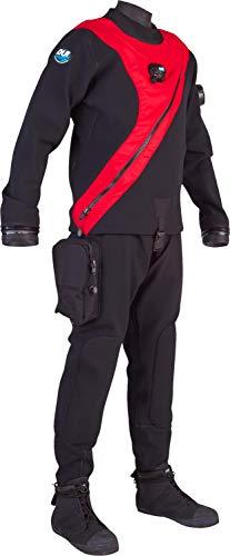 DUI Mens CF200X Premium Drysuit (Large)