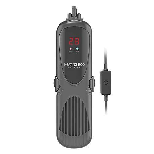 ADASP 50W-300W PTC-Tropen-Aquarium-Tauchsieder mit sichtbarem LED-Bildschirm und externem Temperaturregler