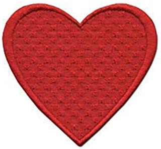 Best iron on patch heart Reviews