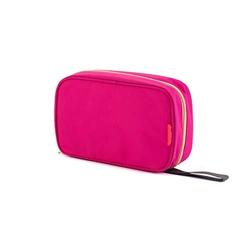 Ogquaton Premium Qualit/é Animaux Mod/èle De Chat Portable De Stockage Cosm/étique Sac De Voyage Trousse De Maquillage Pochette